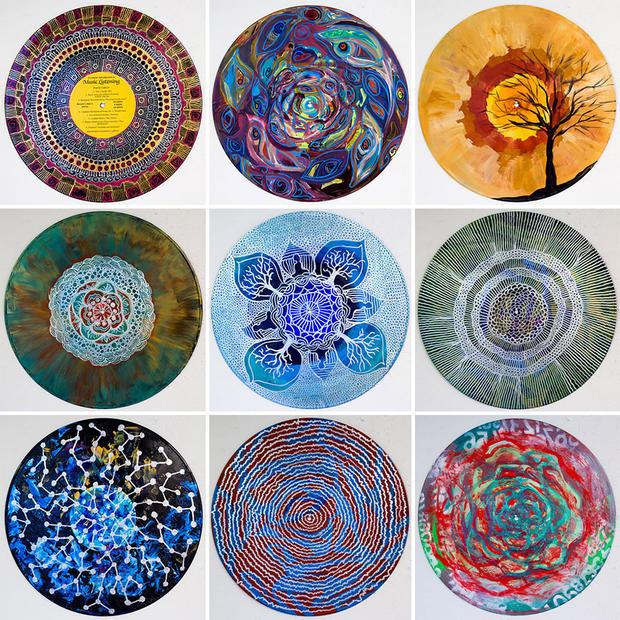mandalas-peintures-disques-vinyles-5
