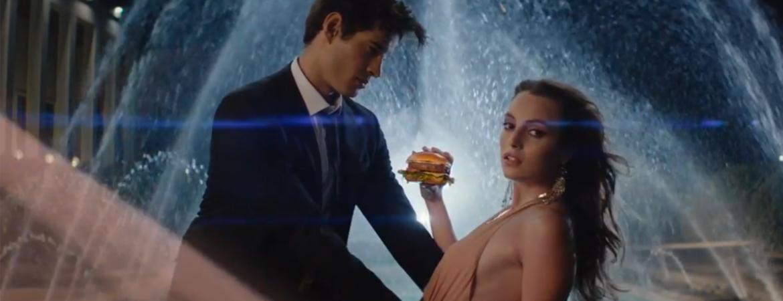 Rencontre entre parfum et burger
