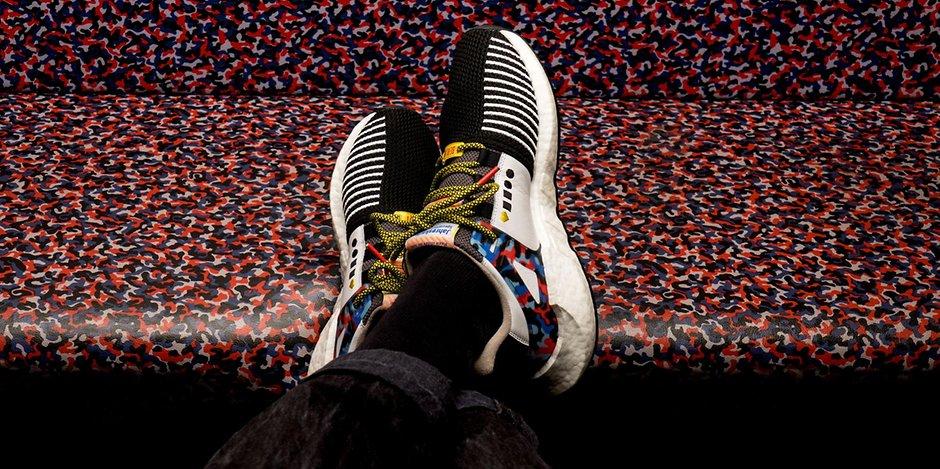 Adidas, la chaussure connectée, fashion et utile pour les