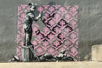 banksy street art hypee communication