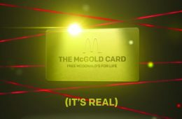 mcdonalds goldcard hypee communication