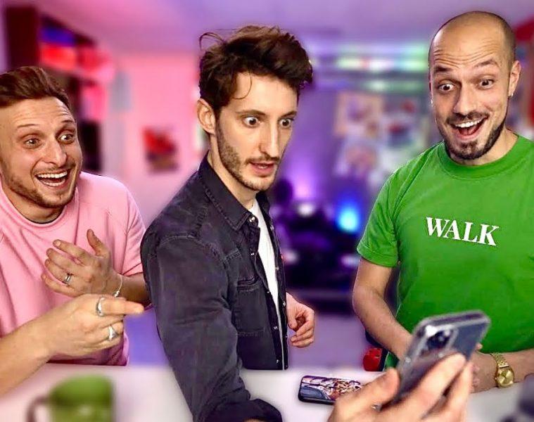 Miniature de la vidéo de McFly et Carlito avec Pierre Niney