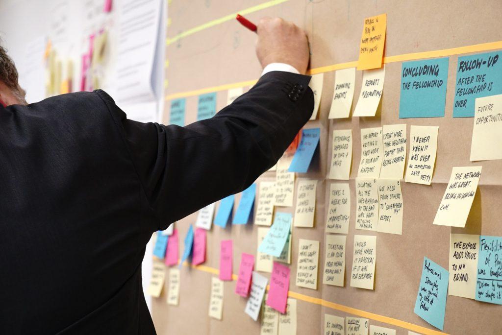 L'organisation en tant que chef d'entreprise