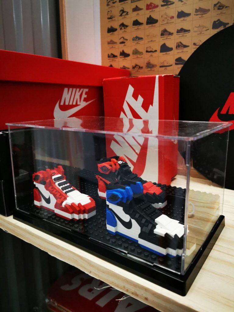Nike en legos