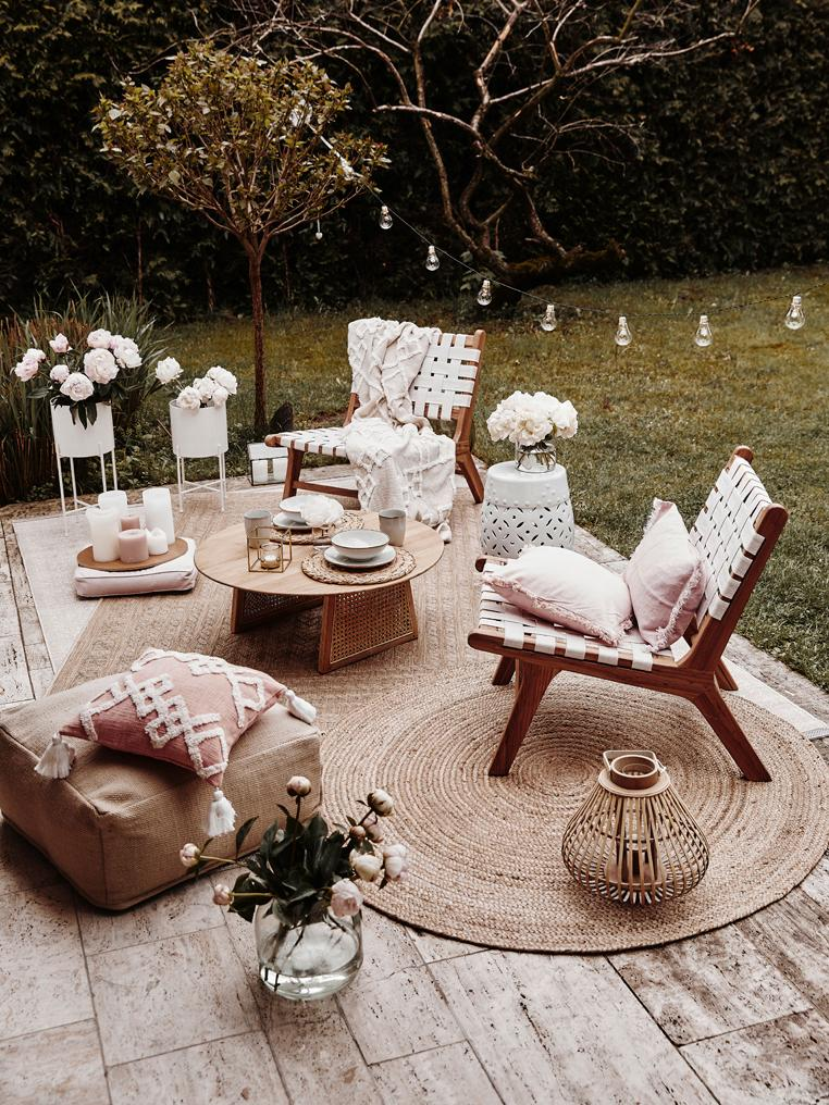 décorer et aménager sa terrasse