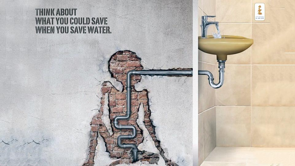 Campaign Save Water