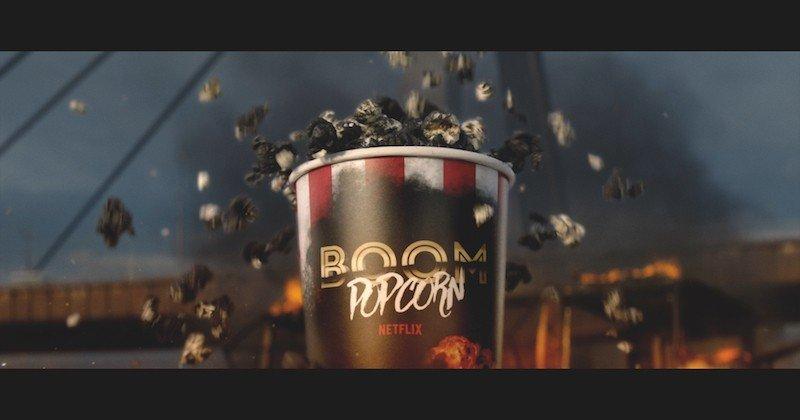 Boom Popcorn Netflix